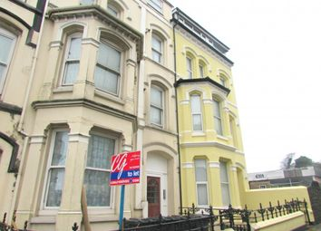 Thumbnail 1 bed flat to rent in Flat 2, 39 Peel Road, Douglas