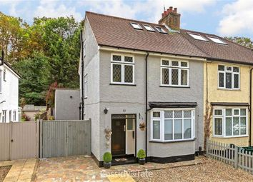 Thumbnail 4 bed semi-detached house for sale in Old Watford Road, St Albans, Hertfordshire