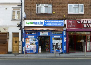 Thumbnail Retail premises for sale in Wembley Hill Road, Wembley Park