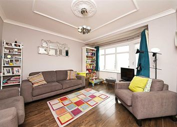 Thumbnail 3 bed semi-detached house for sale in Salcombe Gardens, Mill Hill, London