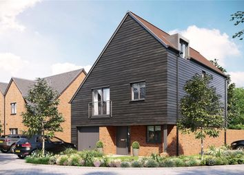 Thumbnail 4 bed detached house for sale in Station Drive, Sutton Scotney, Winchester, Hampshire