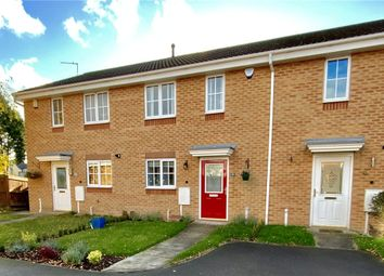 Thumbnail 3 bed town house for sale in Broughton Close, Riddings, Alfreton