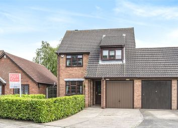 Thumbnail 4 bed detached house for sale in Cormorant Drive, Manor Garth