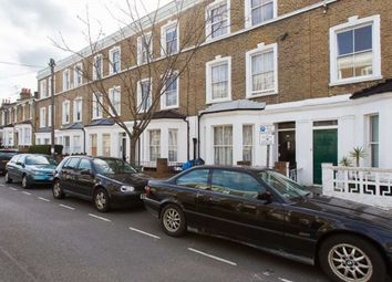 Thumbnail 1 bedroom flat to rent in Brackenbury Road, London