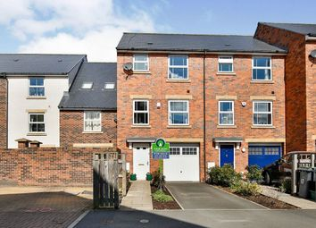 Thumbnail 4 bed terraced house for sale in Barrington Close, Durham
