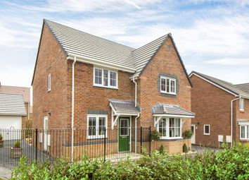 "Thumbnail 4 bedroom detached house for sale in ""Cambridge"" at Michaels Drive, Corby"
