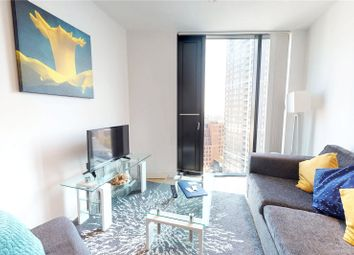 Thumbnail 1 bed flat for sale in The Strata Building, 8 Walworth Road, Elephant And Castle, London