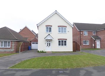 Thumbnail 4 bed detached house to rent in Tubby Walk, Lowestoft