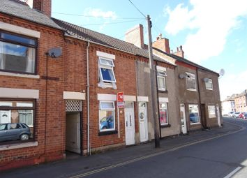 Thumbnail 2 bed terraced house for sale in Gutteridge Street, Coalville, Leicestershire