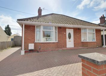 Thumbnail 3 bed detached bungalow for sale in Beaumont Road, New Costessey, Norwich