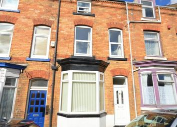 Thumbnail 3 bed terraced house to rent in Melrose Street, Scarborough, North Yorkshire