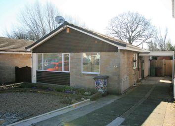 Thumbnail 2 bed bungalow to rent in Balmoral Crescent, Dronfield Woodhouse