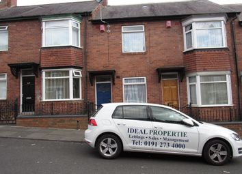 Thumbnail 2 bed flat to rent in Canning Street, Benwell