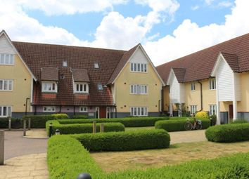Thumbnail 2 bed flat for sale in Meadow Place, Sudbury