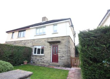 Thumbnail 3 bed semi-detached house for sale in Towngate Avenue, Clifton, Brighouse