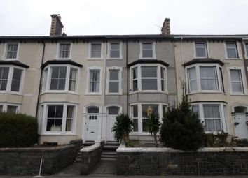 Thumbnail 7 bed terraced house for sale in Caradoc Place, Llanfairfechan, Conwy