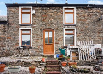 2 bed terraced house for sale in Tyntyla Road, Pentre CF41