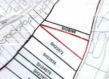 Thumbnail Land for sale in Hilland Rise, Headley
