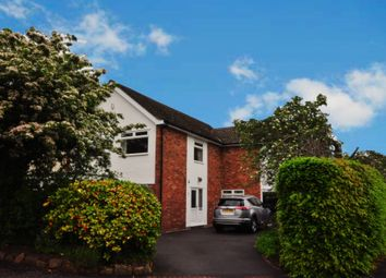 Thumbnail 4 bedroom detached house for sale in Border Road, Heswall, Wirral
