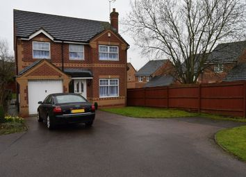 Thumbnail 4 bed detached house for sale in Foxon Way, Thorpe Astley, Leicester