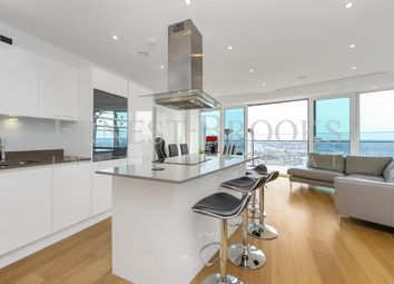 2 bed flat to rent in Arena Tower, 25 Crossharbour Plaza, Canary Wharf E14
