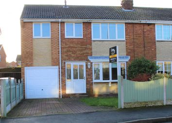 Thumbnail 4 bed terraced house for sale in Walnut Road, Doncaster