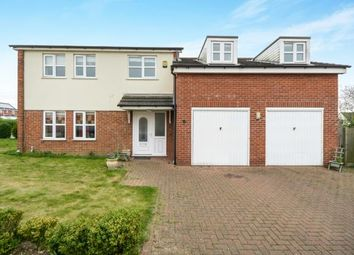 Thumbnail 4 bed detached house for sale in The Close, Fiskerton, Lincoln, .