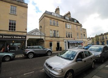 Thumbnail Studio to rent in St. James's Street, Bath