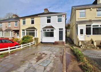 Thumbnail 2 bed semi-detached house for sale in Billacombe Road, Plymstock, Plymouth