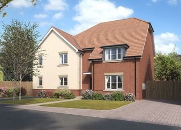 """""""The Lumley"""" at Brookers Hill, Shinfield, Reading RG2. 4 bed semi-detached house for sale"""