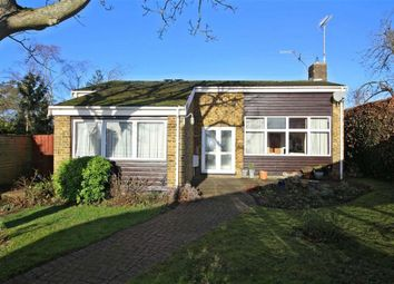 Thumbnail 3 bed bungalow for sale in Roman Way, Welwyn, Welwyn