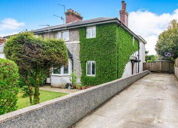 Thumbnail 4 bedroom semi-detached house for sale in Maes Y Gruffydd Road, Sketty, Swansea