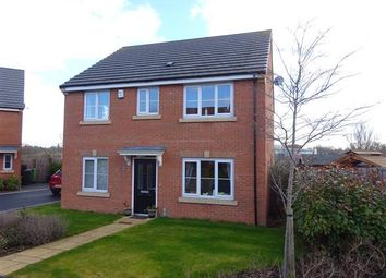 Thumbnail 4 bed detached house for sale in Hardwicke Close, York