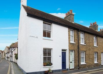 Thumbnail 2 bed terraced house for sale in Vicarage Lane, Sandwich