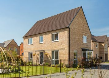 """Thumbnail 4 bedroom detached house for sale in """"Cornell"""" at Wellington Road, Northstowe, Cambridge"""