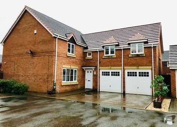 Thumbnail 4 bed detached house for sale in Horrokey Close, Buckshaw Village, Chorley