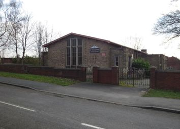 Thumbnail Commercial property for sale in St Thomas More Chuch & Presbytery, 123 Chickenley Lane, Chickenley, Dewsbury, West Yorkshire