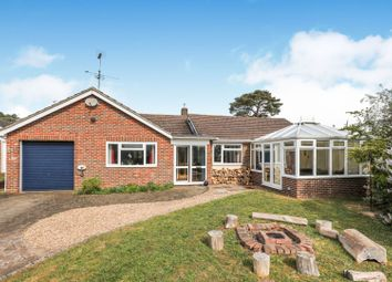 Thumbnail 5 bed detached bungalow for sale in Arun Vale, Pulborough