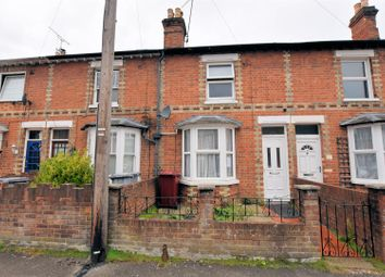 Thumbnail 2 bed terraced house for sale in Connaught Road, Reading