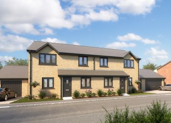 Thumbnail 3 bed semi-detached house for sale in Plot 11, The Newnham, Terence Place, Station Road, Fordham