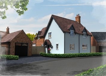 Thumbnail 3 bed cottage for sale in Plot 35, Hill Place, Brington, Huntingdon