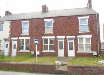 Thumbnail 2 bed terraced house for sale in High Street, Clowne, Chesterfield