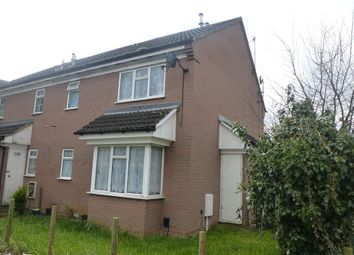 Thumbnail 1 bedroom property for sale in Dorrington Close, Luton
