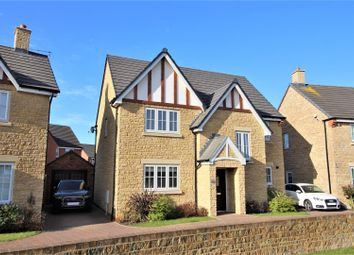 Thumbnail 4 bed detached house for sale in Home Farm Drive, Boughton, Northampton