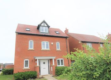 Thumbnail 4 bed detached house to rent in Marigold Close, Lutterworth