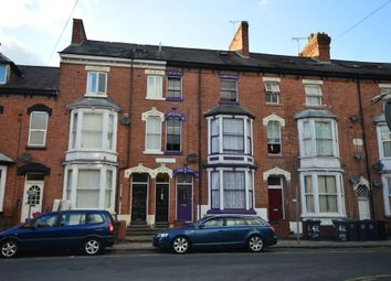 Thumbnail 8 bed terraced house for sale in Saxby Street, Leicester