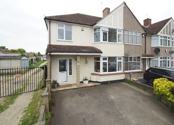 Thumbnail 4 bed end terrace house for sale in Burns Avenue, Sidcup