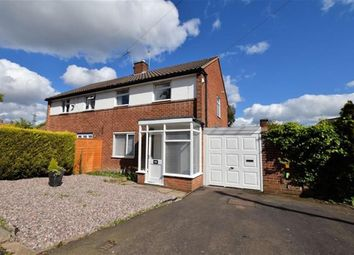 Thumbnail 3 bed semi-detached house for sale in Frankley Avenue, Halesowen