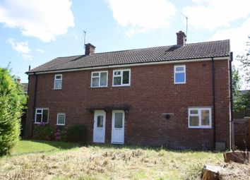 Thumbnail 3 bed semi-detached house to rent in De Wyche Close, Wychbold, Droitwich
