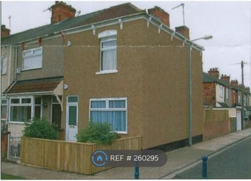 Thumbnail 1 bed flat to rent in Highfield Avenue + Garage, Grimsby